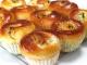 ドライイーストで作る菜の花ロールパン