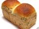 菜の花の食パン