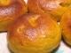 ホシノ酵母で作るカボチャベーグル