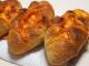 ホシノ天然酵母パン種で作るチーズパン