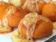 レーズン酵母で作るトマトチーズパン