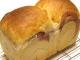 紫いものマーブル食パン