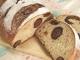 ヨーグルト酵母で作るいちじくパン