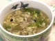 雑穀米を使ったスープ